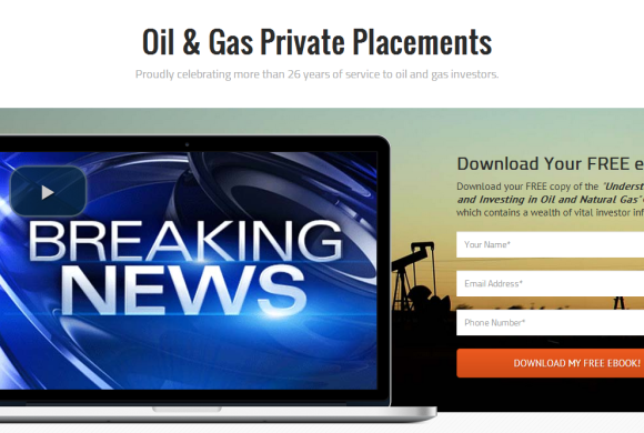 Oil & Gas Private Placements