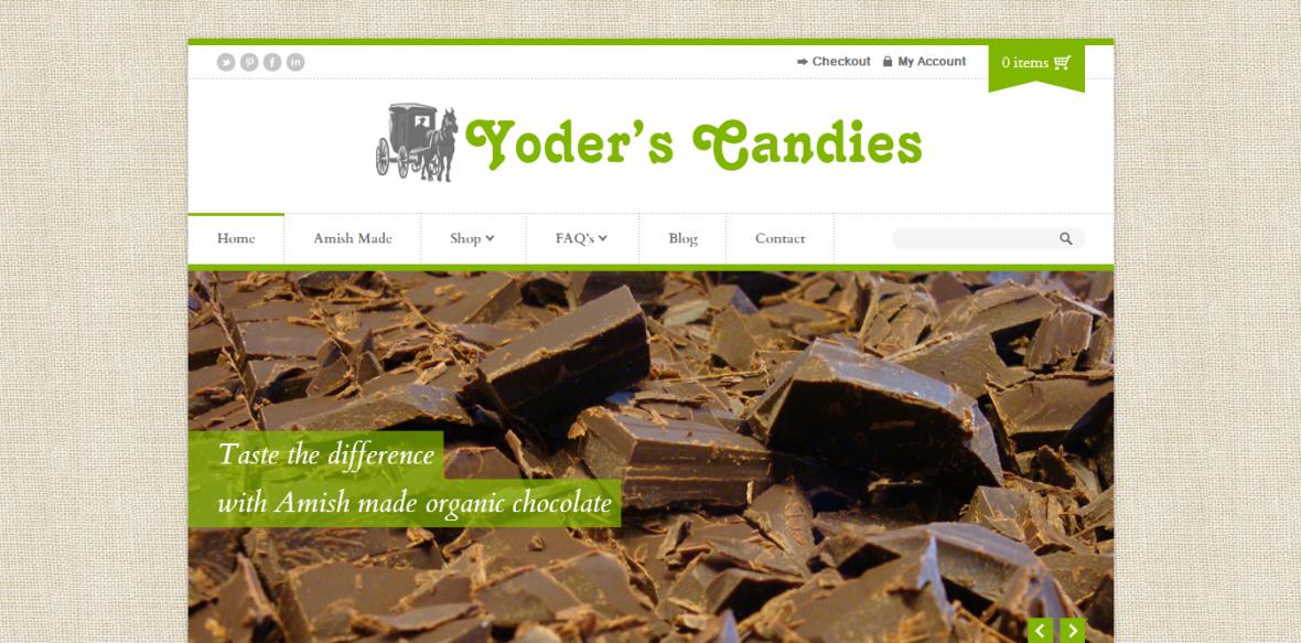 Yoder's Candies