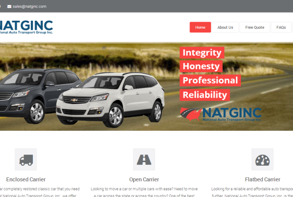 National Auto Transport Group, Inc.