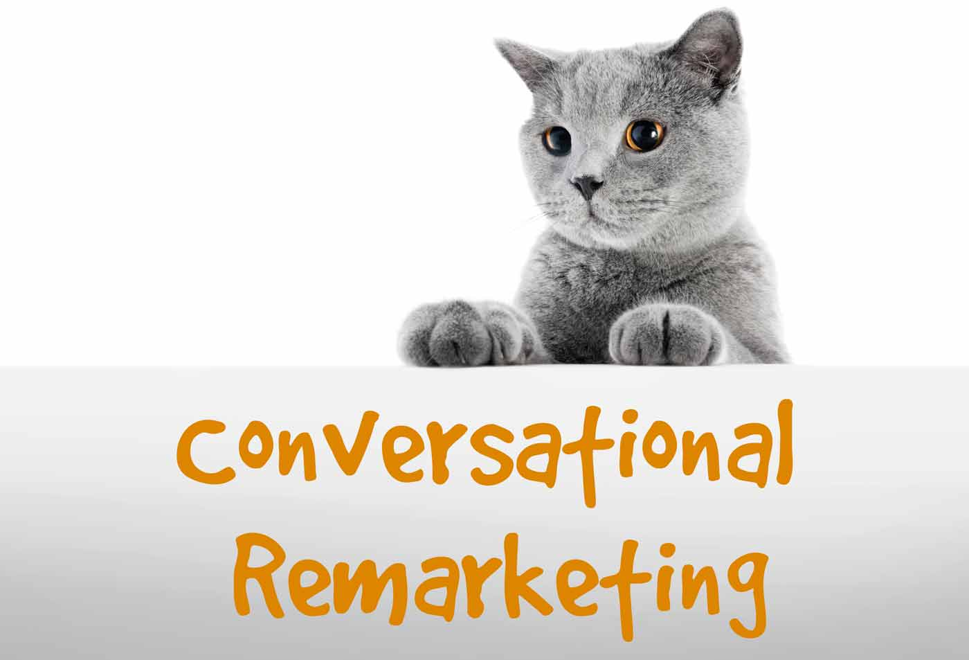 Conversational Remarketing