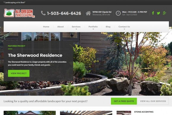 All Oregon Landscaping