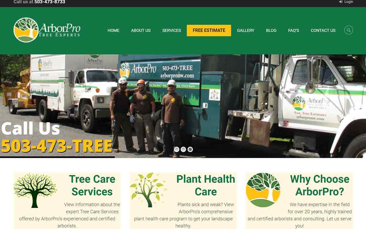 ArborPro Tree Experts