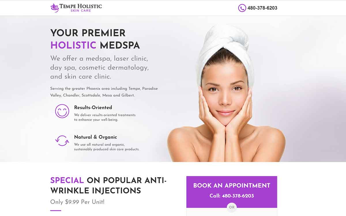 Tempe Holistic Skin Care